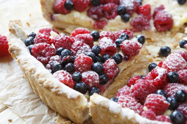 recette tarte aux fruits rouges 750g. Black Bedroom Furniture Sets. Home Design Ideas