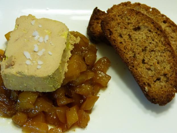 recette foie gras de canard et son chutney ananas mangue 750g. Black Bedroom Furniture Sets. Home Design Ideas