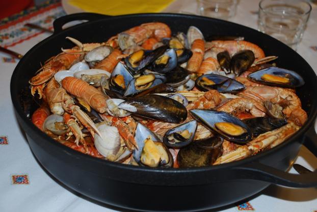 Recette La Zarzuela G - 750 grammes recette de cuisine