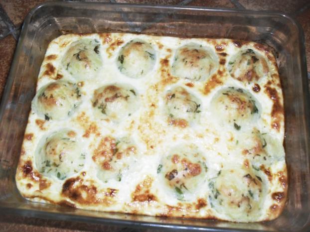 Recette gratin de boulettes de pommes de terre 750g - Gratin de pommes de terre au four ...