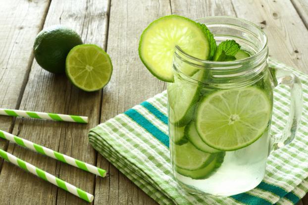 recette eau boisson parfumée