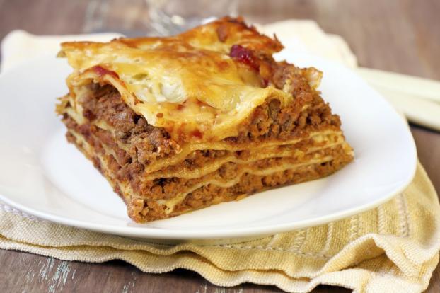 Recette Lasagne Bolognaise 750g