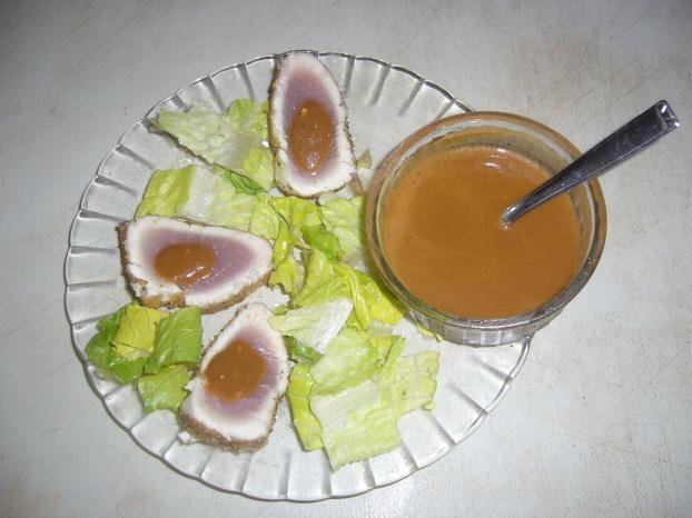Recette sauce sashimi 750g for Sashimi dressing