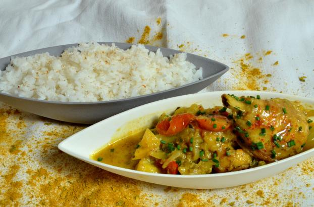 Recette de riz creole