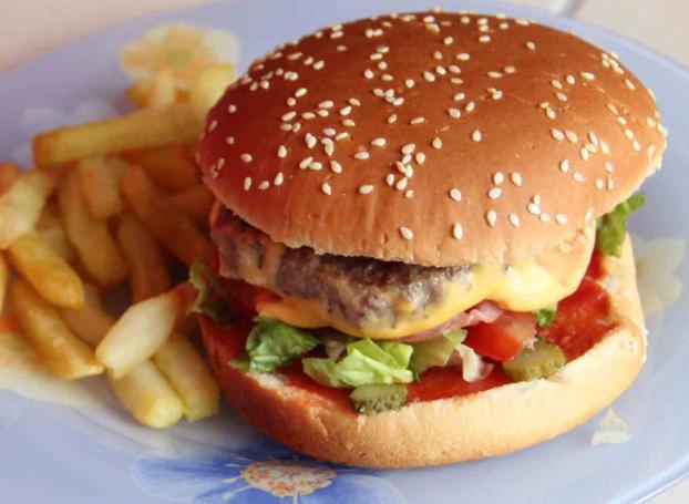 Recette hamburger maison de z 750g - Recette hamburger maison original ...