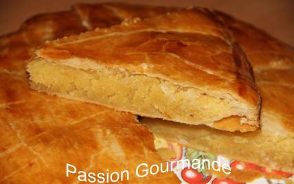 Recette galette des rois la recette facile 750g - Recette facile galette des rois ...