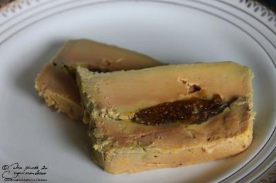 Recette foie gras mi cuit aux figues recette facile 750g - Cuisiner des figues fraiches ...
