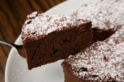 Gateau en chocola