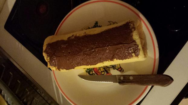 Recette g teau roul au nutella facile not e 4 3 5 - Recette gateau au nutella facile ...