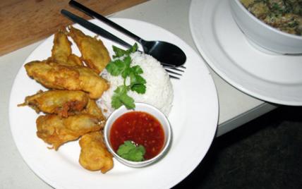 Recette cuisses de grenouilles saut es bizarre food - Comment cuisiner des cuisses de grenouilles ...