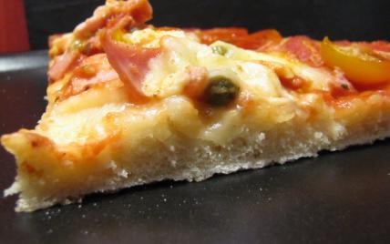 recette p 226 te 224 pizza au kitchenaid 750g