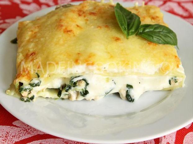 Recette lasagne au saumon 750g - Cuisiner saumon surgele ...