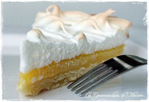 recette tarte au citron et sa meringue 750g. Black Bedroom Furniture Sets. Home Design Ideas