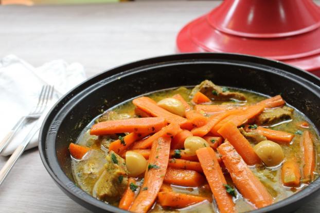 sauce olives carotte