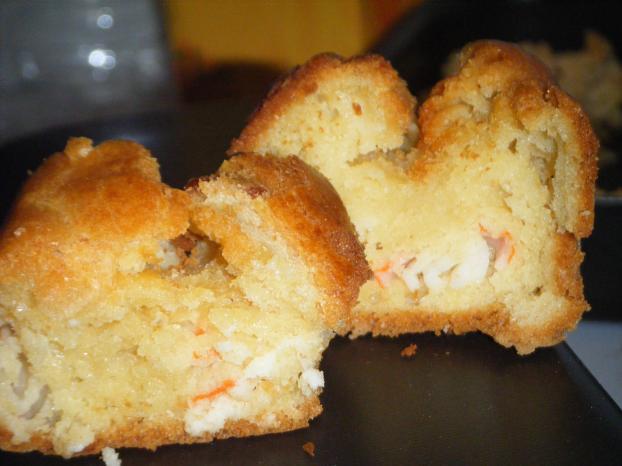 cake miette de surimi