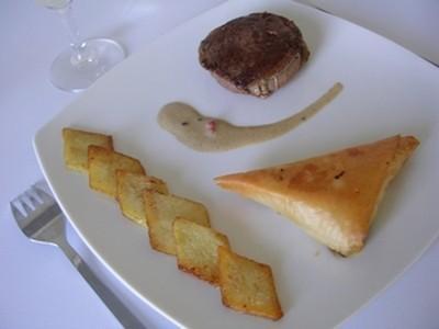 Recette coeur de filet de boeuf irlandais flamb au - Cuisiner le coeur de boeuf ...
