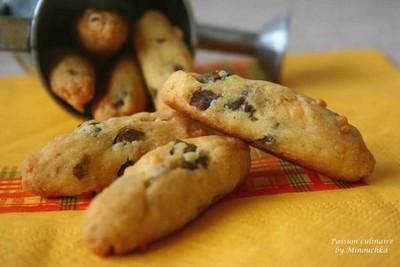 Recette - Biscuits d'a...