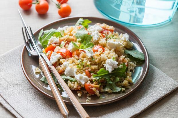 recette salade de quinoa et lentilles corail 750g. Black Bedroom Furniture Sets. Home Design Ideas