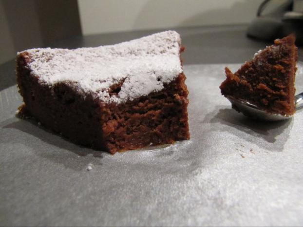 Gateau chocolat amande regime
