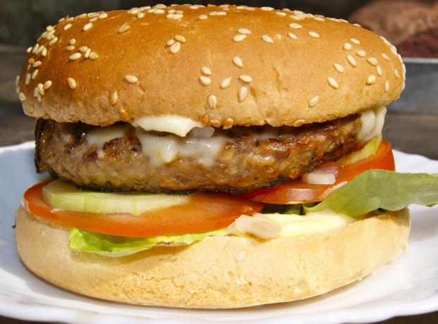recette hamburgers maison facile 750g. Black Bedroom Furniture Sets. Home Design Ideas
