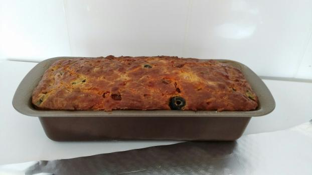 Cake au olive 750g