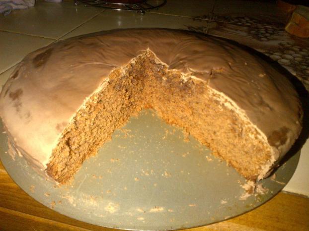Recette Gâteau Au Yaourt Et Nutella Avec Glaçage 750g