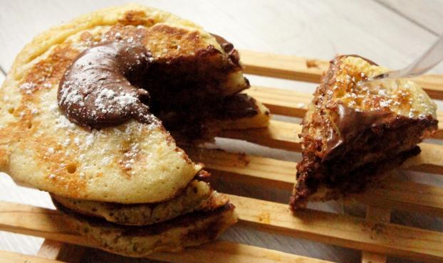 Recette Pancake Cake Au Nutella 750g