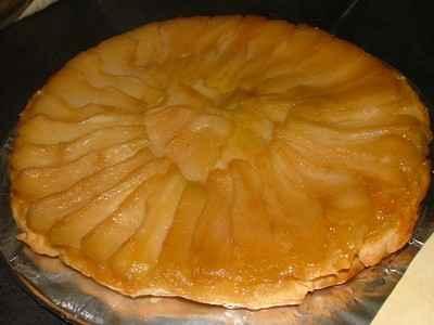 Recette tarte tatin de chayottes 750g - Cuisiner les chayottes ...