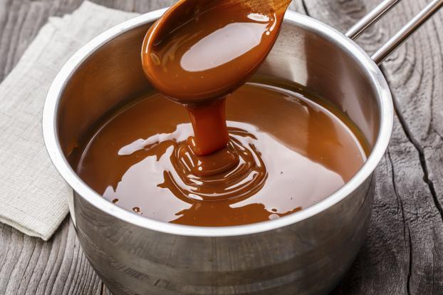 Recette Caramel Beurre Salé Cyril Lignac recette - caramel au beurre salé en vidéo