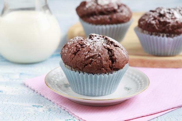 Recette Muffins Au Chocolat 750g
