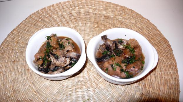 Recette cassolette de ris de veau aux champignons 750g - Comment cuisiner les ris de veau ...