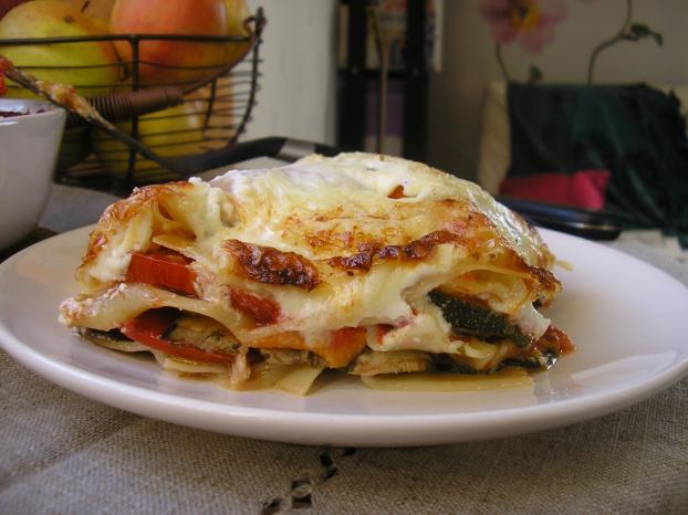 recette lasagnes v g tariennes faciles 750g. Black Bedroom Furniture Sets. Home Design Ideas