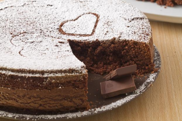 Cake  Oeufs G De Chocolat