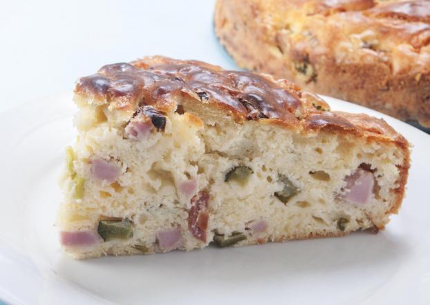 recette cake olives jambon et saint agur 750g. Black Bedroom Furniture Sets. Home Design Ideas