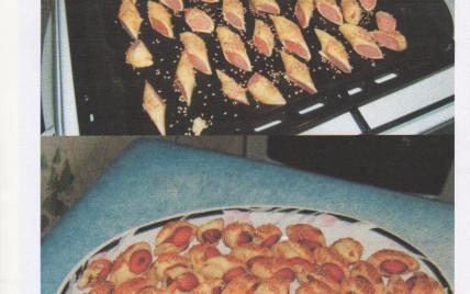 Recette ap ritif saucisses de strasbourg feuillet es 750g - Cuisiner des saucisses de strasbourg ...