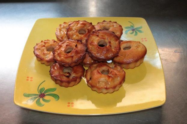 Petits gâteaux aux pommes
