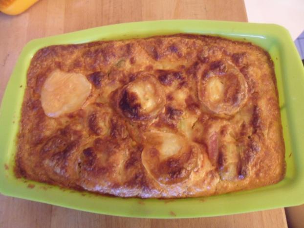 Cake Thon Poireaux Thermomix