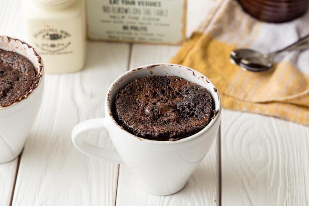 Recette Mugcake Chocolat 750g