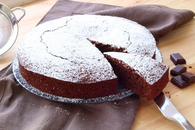 Recette g teau au chocolat en pas pas - Comment decorer un gateau au chocolat ...