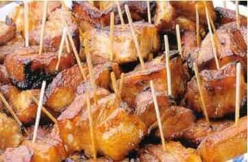 recette - filet mignon de porc laqué au miel vanillé | 750g