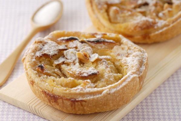 Recette tarte normande du chef 750g - Recette tarte au pomme normande ...
