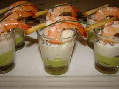 recette verrines avocat crabe crevettes et pamplemousse 750g. Black Bedroom Furniture Sets. Home Design Ideas