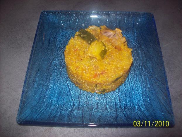Prince Auto Sales >> Recette - Timbale de Quinoa aux légumes façon risotto | 750g