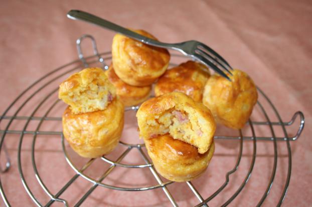 Recette Mini Cakes Oignons Lardons Carottes Ch 232 Vre 750g