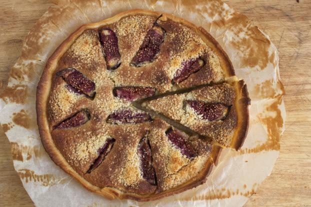 recette tarte aux figues et l 39 amande 750g. Black Bedroom Furniture Sets. Home Design Ideas