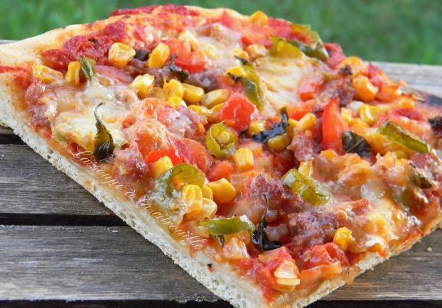 Recette pizza mexicaine traditionnelle 750g - Cuisine mexicaine traditionnelle ...