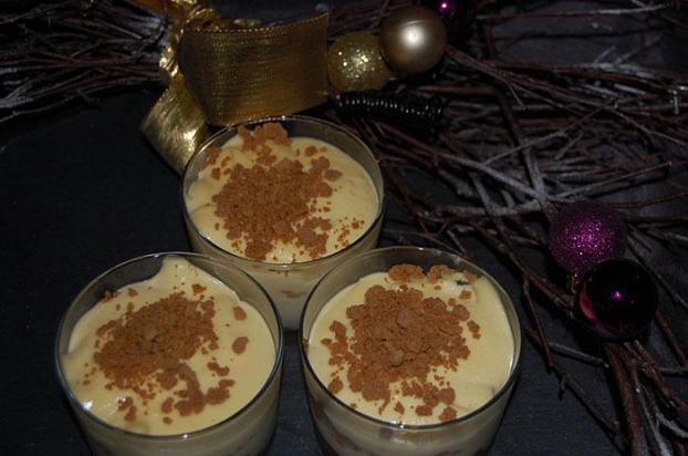 Recette Tiramisu Chocolat Blanc Et Speculoos 750g