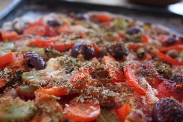 recette p 226 te 224 pizza 224 l igname sans gluten sans lait not 233 e 5 5