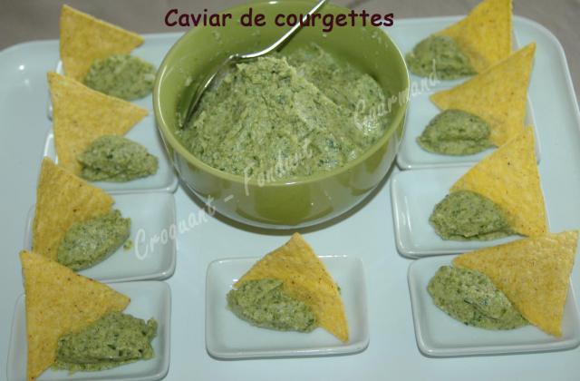 Caviar de courgettes économique - Photo par maprad