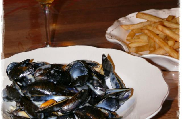 Moules au St-Nectaire - Photo par verob03